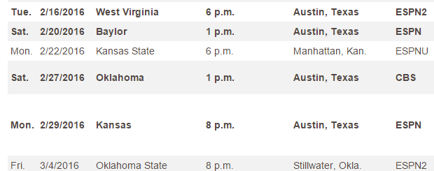 mens basketball schedule